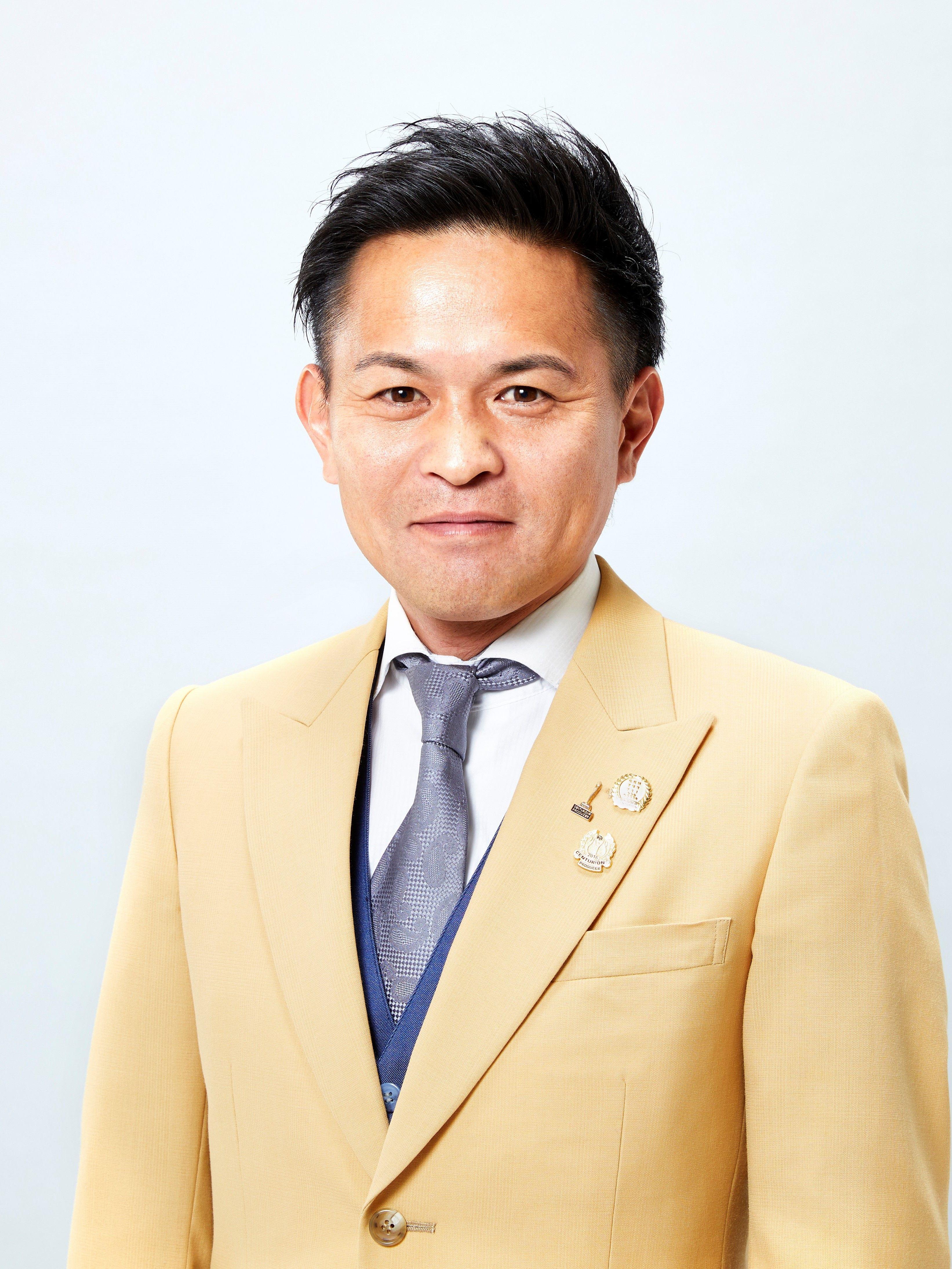 代表取締役 菊地龍太